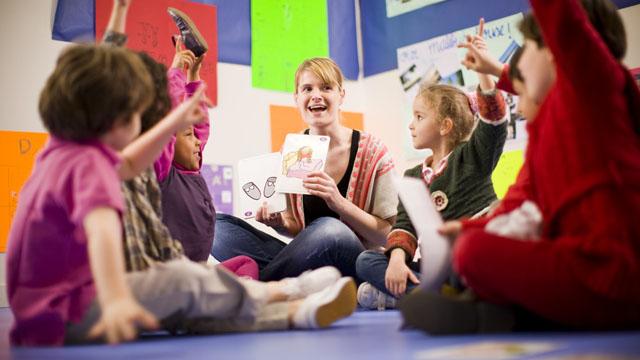 szkoły języka angielskiego dla dzieci