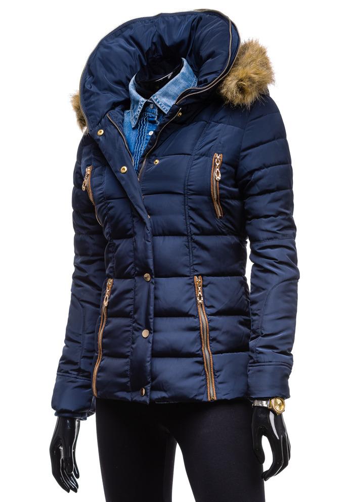 Kurtki zimowe: bomberki Modne kurtki zimowe Odzież wierzchnia szybko się nudzi i musi być wybrana z głową i przemyślana, abyśmy z przyjemnością zakładali .