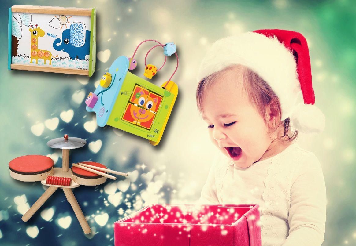 prezent na mikołajki dla dziecka