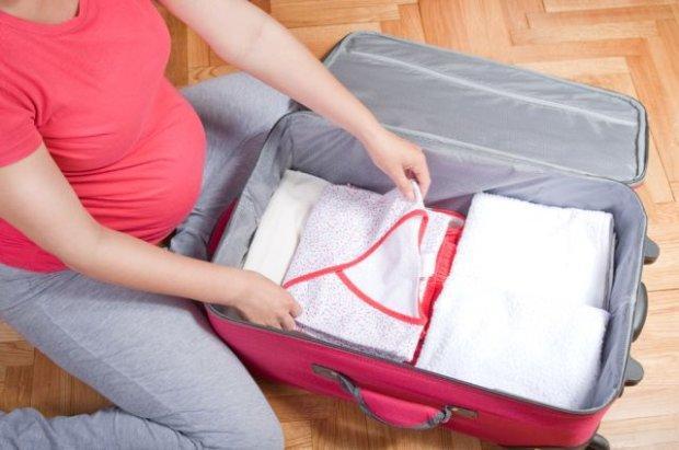 wyprawka do szpitala dla noworodka