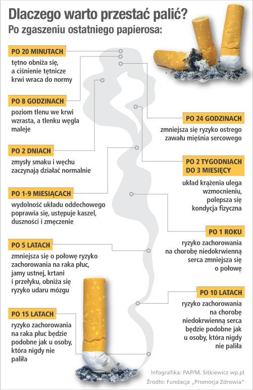 rzuć palenie