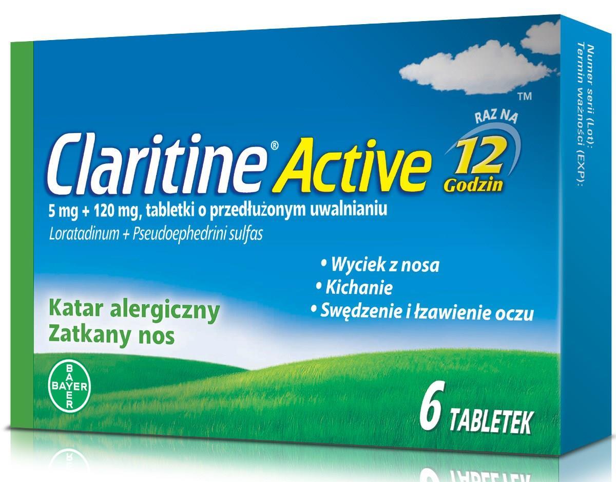 tabletki claritine