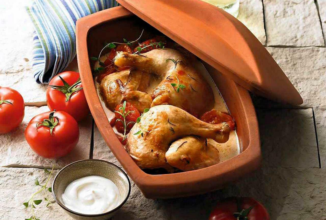 kurczak bez tłuszczu