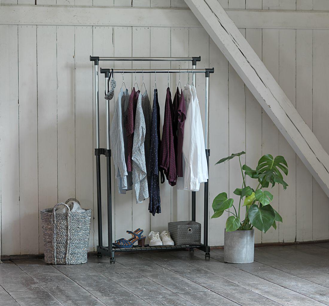 przechowywanie ubrań