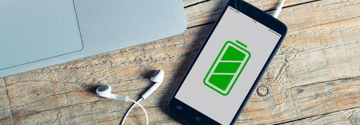 oszczędzanie baterii