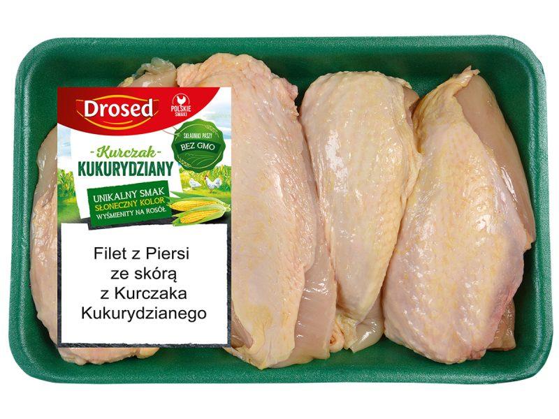 kurczak kukurydziany