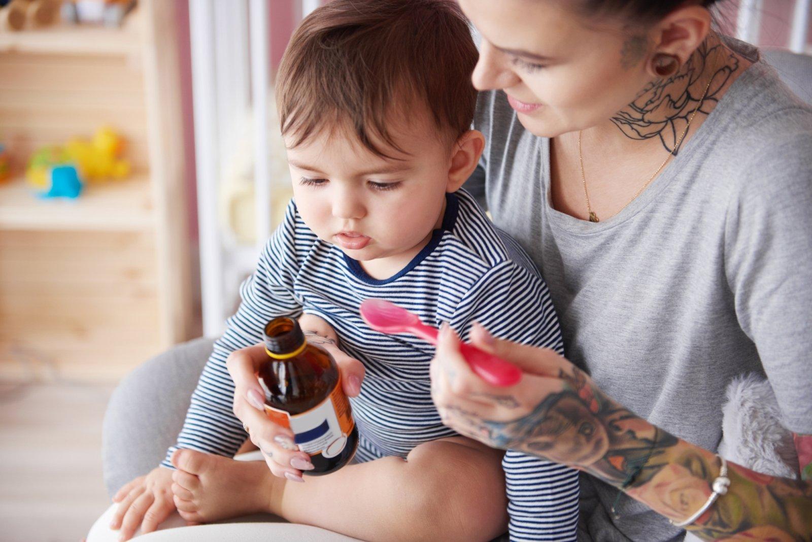 dobry syrop na kaszel dla dzieci