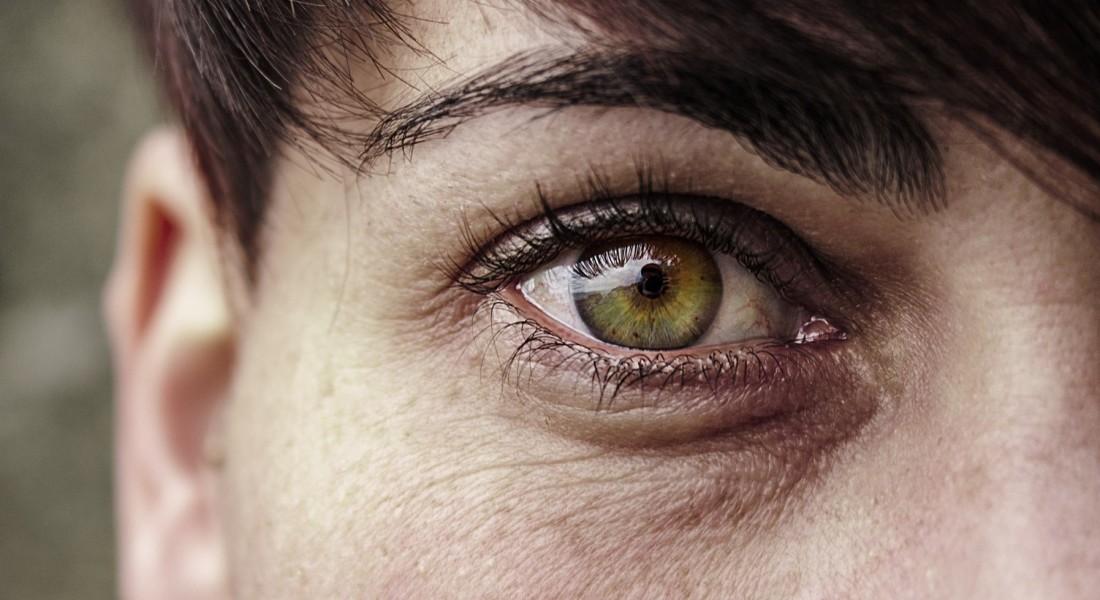piekące oczy