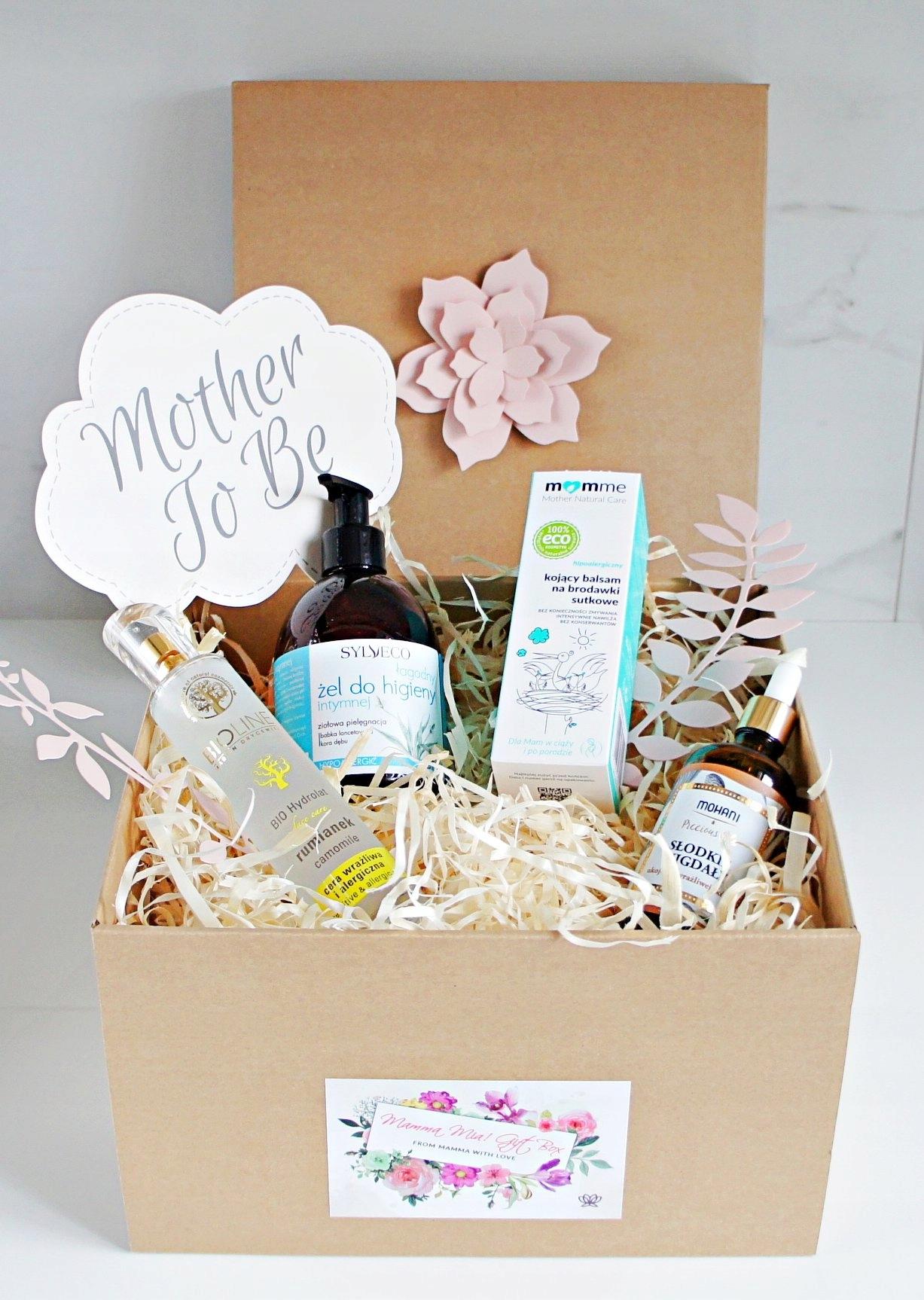 prezenty dla przyszłej mamy