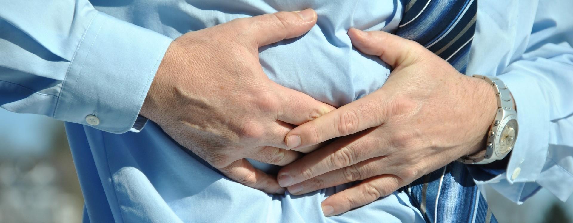objawy choroby wątroby