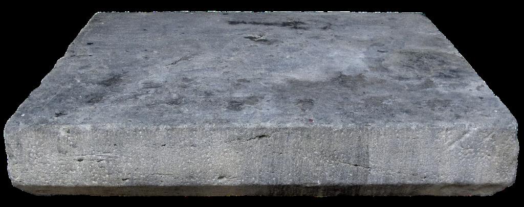 zamiast kostki brukowej płyta betonowa
